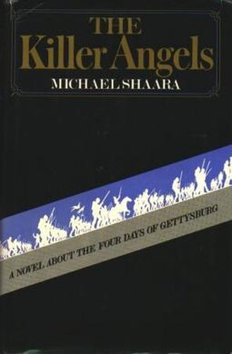 The Killer Angels - First edition cover
