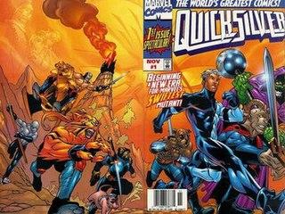 New Men (Marvel Comics) Marvel Comics