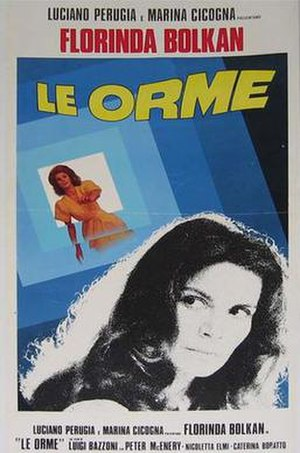 Footprints on the Moon (1975 film) - Image: Le orme italian movie poster md
