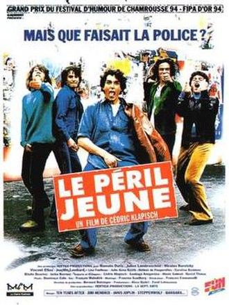Le Péril jeune - Film poster