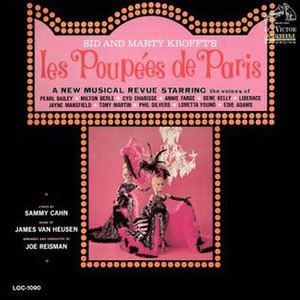 Les Poupées de Paris - Les Poupées de Paris soundtrack album
