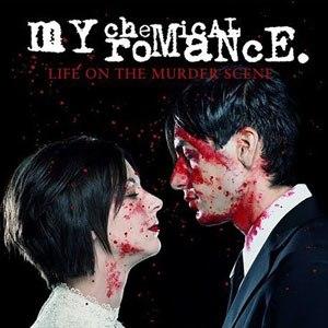 Life on the Murder Scene - Image: Life on the Murder Scene cover