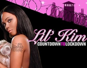 Lil' Kim: Countdown to Lockdown - Screenshot from the opening sequence