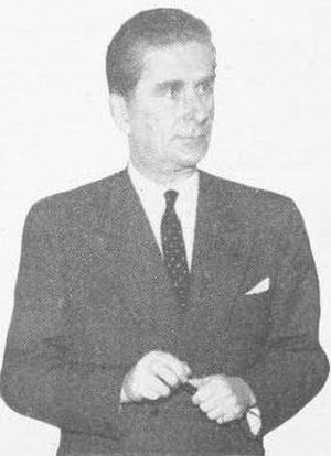 John Cavendish, 5th Baron Chesham - Lord Chesham pictured in 1966