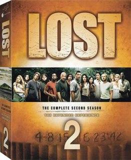 <i>Lost</i> (season 2) season of television series