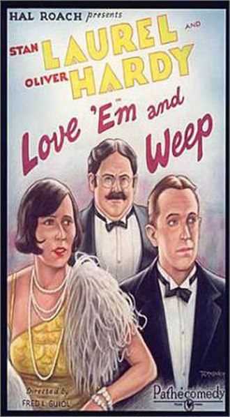 Love 'em and Weep - Image: Love em and weep