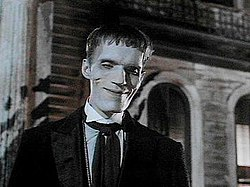 Carel Struycken as Lurch in The Addams Family film (1991).