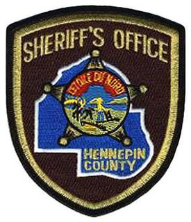 Hennepin County Sheriffs Office law enforcement agency in Hennepin County, Minnesota, United States of America