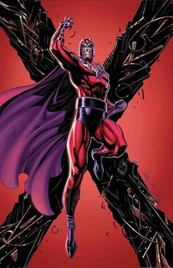 Magneto (comics) - Wikipedia