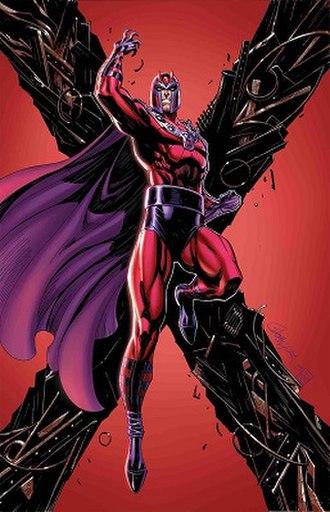 Magneto (comics) - Image: Magneto (Marvel Comics character)