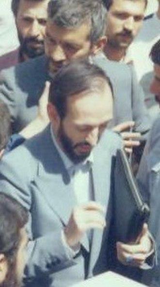 Iranian presidential election, 1985 - Image: Mahmoud Kashani