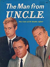 Image result for THE MAN FROM UNCLE 1964 TV SERIES