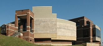 The Jacob Rader Marcus Center of the American Jewish Archives - Image: Marcus Cener sm