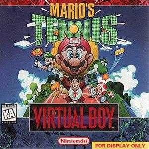 Mario's Tennis - Image: Mario's Tennis
