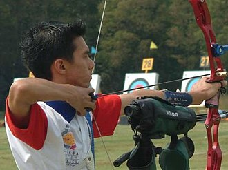 Philippines at the 2008 Summer Olympics - Mark Javier