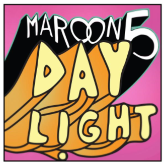 Daylight (Maroon 5 song) - Image: Maroon 5 Daylight cover