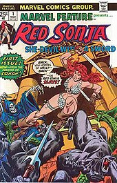 Red Sonja - Wikipedia