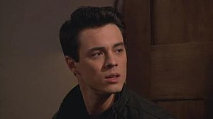 Matthew Buchanan - Robert Gorrie as Matthew Buchanan