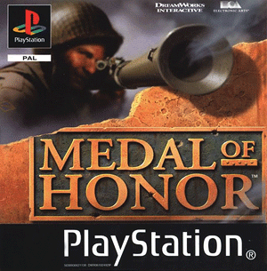 Medal of Honor (1999 video game) - European cover art