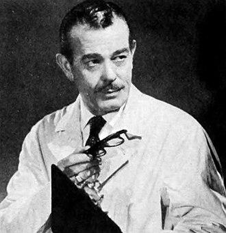 City Hospital (U.S. TV series) - Melville Ruick as Dr. Barton Crane in City Hospital, 1953