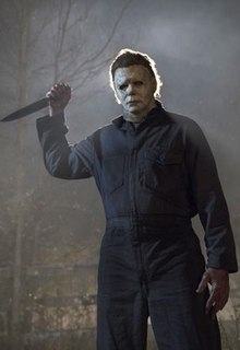 Michael Myers (<i>Halloween</i>) Fictional character in the Halloween franchise