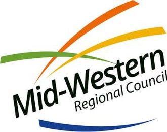 Mid-Western Regional Council - Image: Mid Western Regional Council Logo
