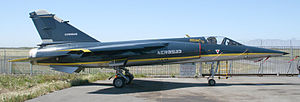 Aerosud - Mirage F1 in Aerosud colours