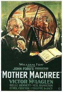 <i>Mother Machree</i> 1928 film by John Ford