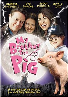 my brother the pig wikipedia