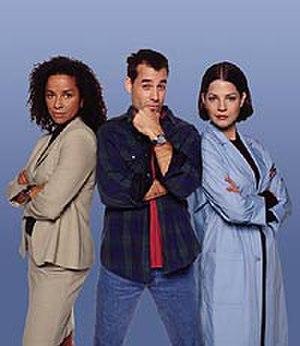 Mysterious Ways (TV series) - Image: Mysterious Ways