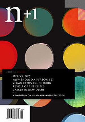 N+1 - Image: N+1 (magazine cover)