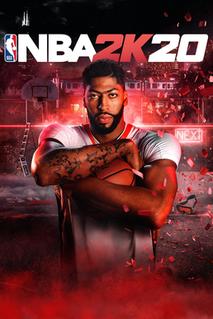 <i>NBA 2K20</i> 2019 video game