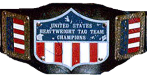 NWA United States Tag Team Championship (Florida version) - The Florida version of the U.S. tag team championship