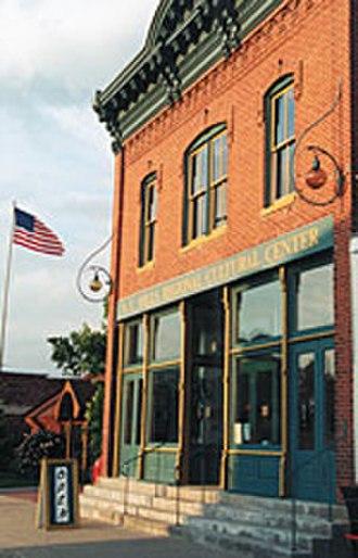 New York Mills, Minnesota - New York Mills Regional Cultural Center