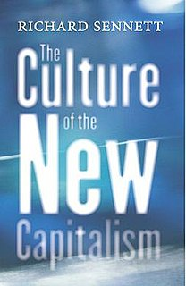 <i>The Culture of the New Capitalism</i> book by Richard Sennett