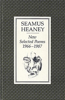 Image result for seamus heaney new selected poems 1966-1987