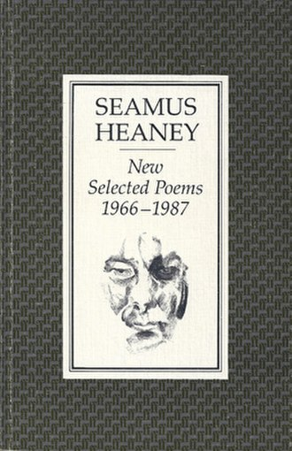 New Selected Poems 1966–1987 - First edition