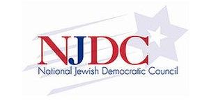 National Jewish Democratic Council - Image: Njdcsmall 2