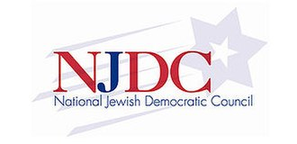 National Jewish Democratic Council - Image: Njdcsmall 2