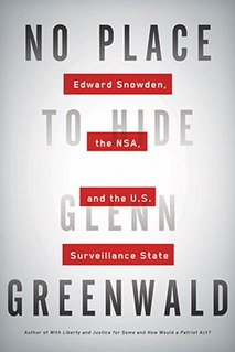 book by Glenn Greenwald
