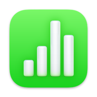 Numbers (spreadsheet) - Image: Numbers Icon