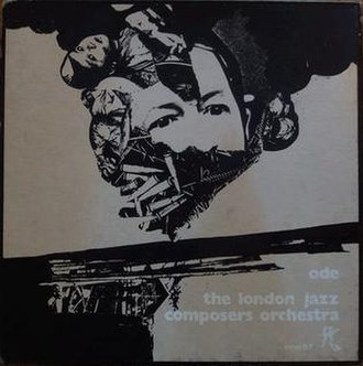 Ode (London Jazz Composers' Orchestra album) - Image: Ode (London Jazz Composers Orchestra album)