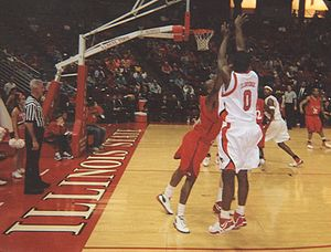 Illinois State Redbirds - Image: Osiris for 3