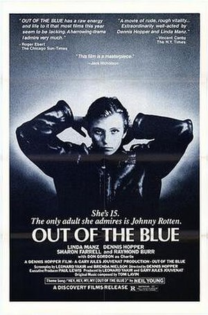 Out of the Blue (1980 film) - Image: Out of the Blue Film