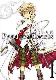 <i>Pandora Hearts</i> 2009 manga and anime series