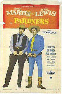 <i>Pardners</i> 1956 film by Norman Taurog
