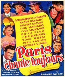 <i>Paris Still Sings</i>