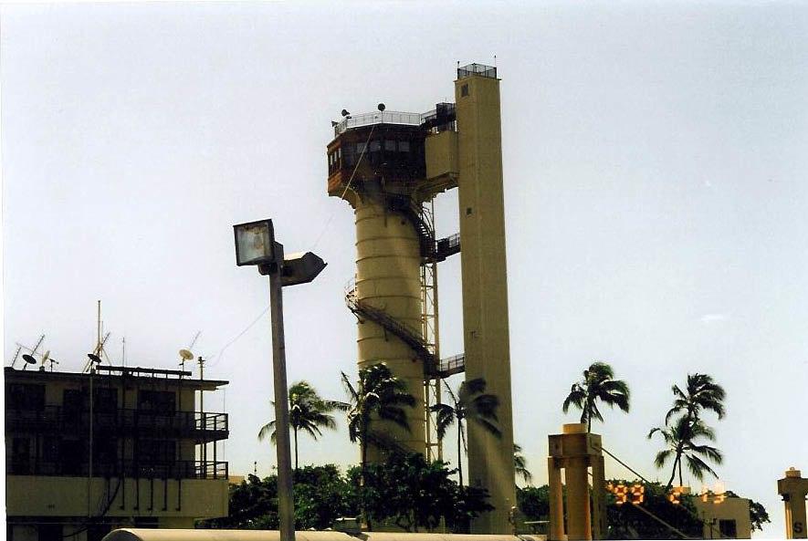 Pearl Harbor Submarine Escape Trainer