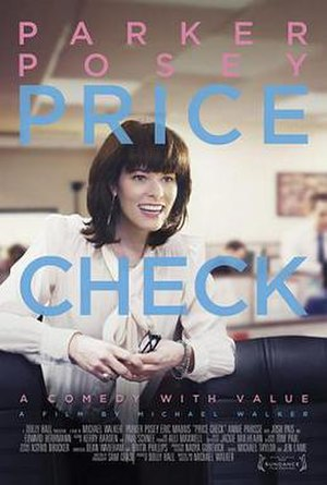 Price Check - Promotional poster