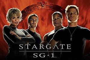 Stargate SG-1 (season 9) - Image: Promoseasonninecast
